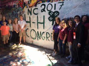 2017 North Carolina 4-H Congress