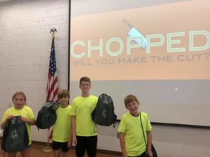 N.C. Cooperative Extension, 4-H Chopped Challenge