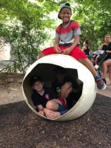 N.C. Cooperative Extension 4-H Zoo Snooze